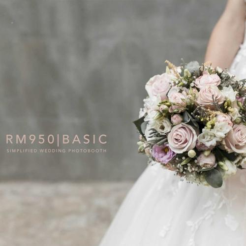 Wedding Photobooth Basic Pack